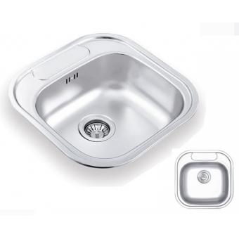 Кухонная мойка UKINOX COP 480480 GT 8 K