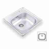 Кухонная мойка UKINOX COL 503503 GT 8 K