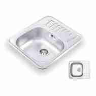 Кухонная мойка UKINOX COL 580488 GT 6 K