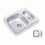 Кухонная мойка UKINOX COL 594488 15  GT 8 K