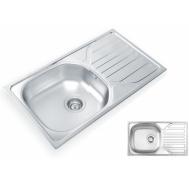 Кухонная мойка UKINOX CML 760435 GT GW 6 K