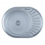 Кухонная мойка IMPERIAL 6044 SATIN 0.6 180