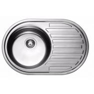 Кухонная мойка ULA 7108 ZS SATIN