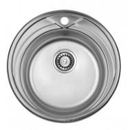 Кухонная мойка ULA 7109 ZS SATIN