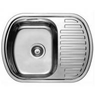 Кухонная мойка ULA 7704 ZS SATIN