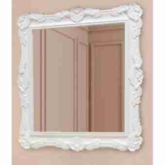 Зеркало MARSAN FELICIE 970 БЕЛЫЙ