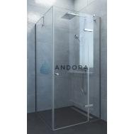 Душевая кабина ANDORA ASPEN P CLEAR (100X80)
