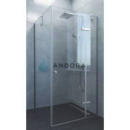 Душевая кабина ANDORA ASPEN P CLEAR (100X90)