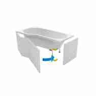 Панель для ванны EXCELLENT BE SPOT OBEX.BSF.16W