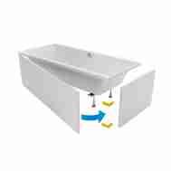 Панель для ванны EXCELLENT 2000 X 900 OBEX.P.2 ...