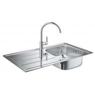 Кухонная мойка GROHE SINK K200 31562SD0 + СМЕС ...