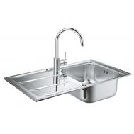 Кухонная мойка GROHE SINK K400 31570SD0 (КУХОН ...