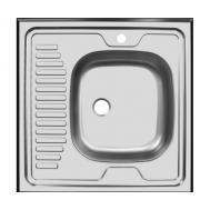 Кухонная мойка UKINOX STM 600 500 6C R МАТОВАЯ