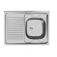 Кухонная мойка UKINOX STM 800 600 5C R МАТОВАЯ