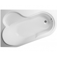 Ванна VAGNERPLAST SELENA 147X100 VPBA141SEL3LE-01