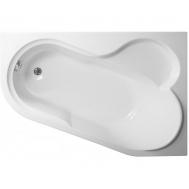 Ванна VAGNERPLAST SELENA 147X100 VPBA141SEL3PE-01