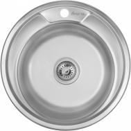 Кухонная мойка IMPERIAL 490-A DECOR IMP490A06D ...