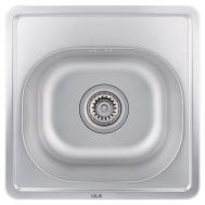Кухонная мойка ULA 7706 U MICRO DECOR ULA7706DEC08