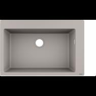 Кухонная мойка HANSGROHE S51 S660 43313380