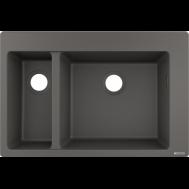 Кухонная мойка HANSGROHE S51 S510-F635 43315290
