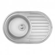 Кухонная мойка COSH 7108 POLISH COSH7108P08