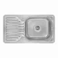 Кухонная мойка LIDZ 7642 MICRO DECOR LIDZ76420 ...