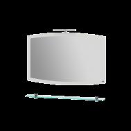 Зеркало BOTTICELLI SORIZO-105 БЕЛЫЙ SRМ-105