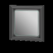 Зеркало BOTTICELLI TREVISO-80 ЧЕРНЫЙ TМ-80