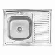 Кухонная мойка LIDZ 6080-L DECOR 0,6 ММ LIDZ60 ...