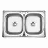 Кухонная мойка LIDZ 7948 DECOR 0,8 ММ LIDZ7948 ...