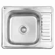Кухонная мойка LIDZ 5848 MICRO DECOR 0,8 ММ LI ...