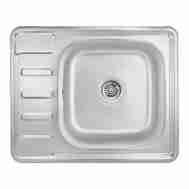Кухонная мойка LIDZ 6350 MICRO DECOR 0,8 ММ LI ...
