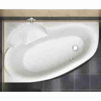 Ванна KOLLER POOL KARINA 160X105 L/R