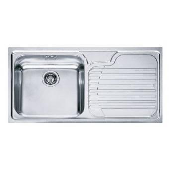 Кухонная мойка FRANKE GALASSIA GAX 611 101.0017.509