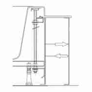 Аксессуар для монтажа RAVAK AVOCADO B28000000N